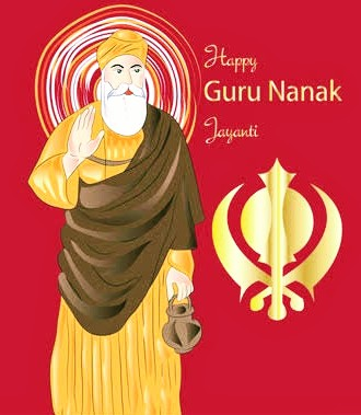Let's know about the Guru Nanak Jayanti. 12th November 2019.