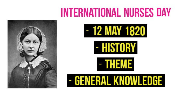 International Nurses Day 12 May 1820